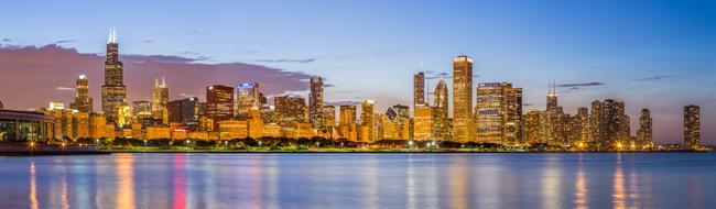 Perfil urbano de Chicago