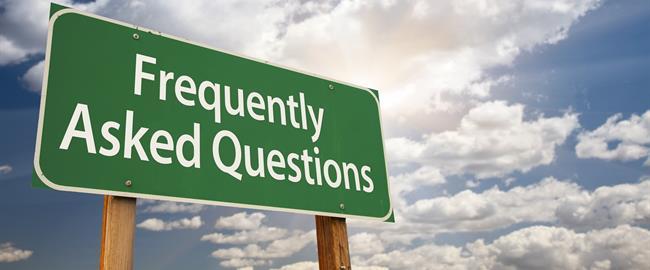 Cartes de Preguntas frecuentes
