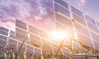 Energía solar comunitaria