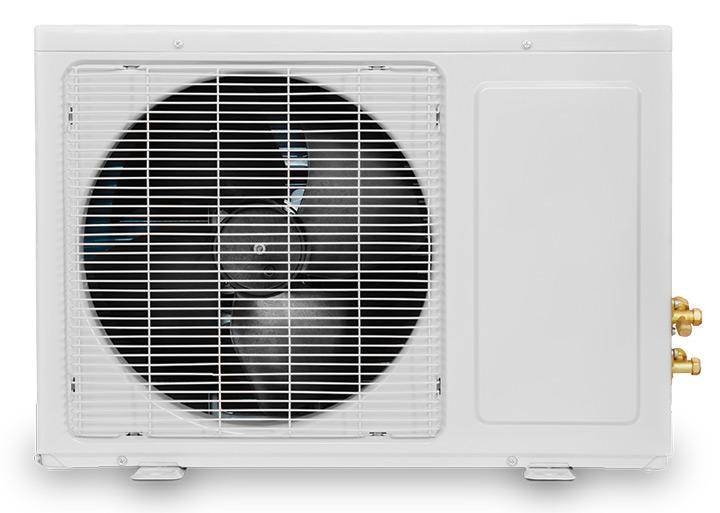 Bomba de calor con fuente de aire