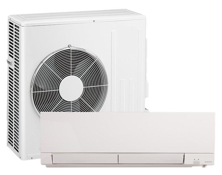 Ductless Mini-Split Heat Pump