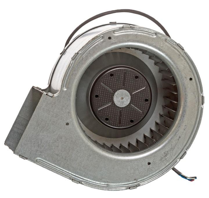 Motor de extractor de horno (ECM)