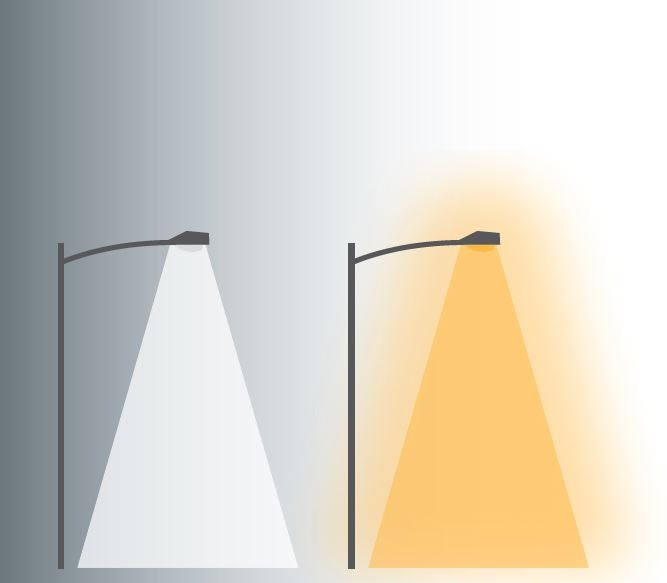 Image of street lighting