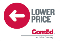 (Left Arrow) Lower Price