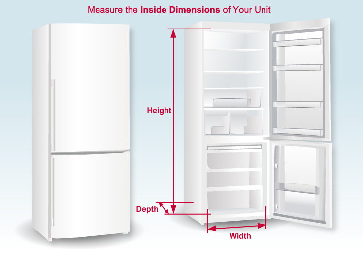 Average Refrigerator Height Axiomseducationcom